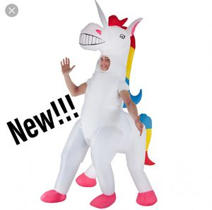 Giant inflatable Unicorn costume for Sale in Las Vegas, NV