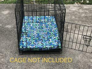 Dog mat-dog crate pad-CAGE NOT INCLUDED CAMA PARA PERRO for Sale in Miami, FL