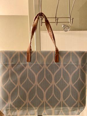 Light Blue Tote Bag - Brand New for Sale in Henderson, NV