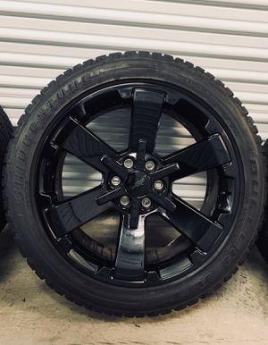 "Chevy GMC 22"" Tahoe Silverado Yukon Sierra Wheels Rims Rines for Sale in Inglewood, CA"