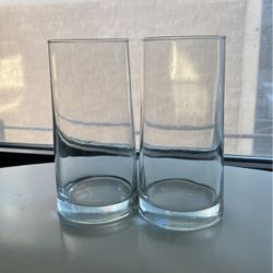 Tall Glasses (set of 2) for Sale in Chicago,  IL
