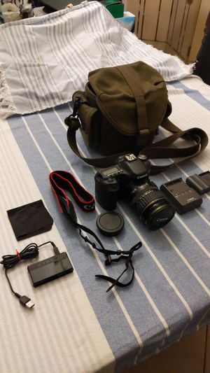 Canon EOS 50D with 28-135mm Lens for Sale in Fort Lauderdale, FL
