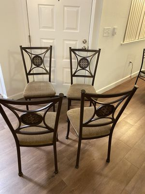 Dining chairs (no table) for Sale in Sunnyvale, CA