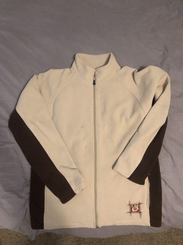 Burton Fleece Jacket Underlayer or Outerwear Men's Large