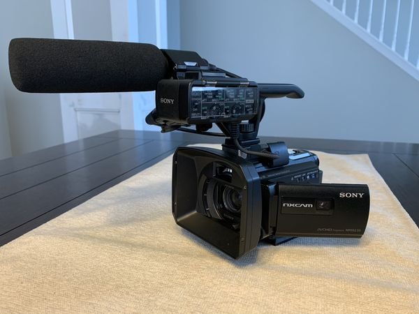 Sony NXCAM HD Camcorder