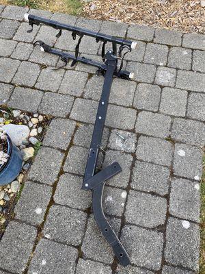 5 bike collapsing trailer hitch bike rack for Sale in Brier, WA