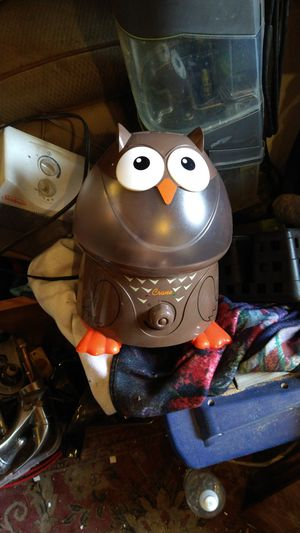 Brand new never used owl humidifier for Sale in Tacoma, WA