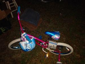 Kent 18 in mischief's girls bike for Sale in Douglasville, GA