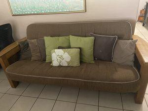 Futon sofa bed for Sale in Lauderhill, FL