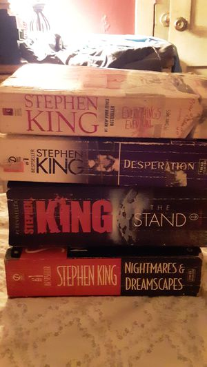 4 Book Lot...Stephen King! for Sale in Shelbyville, TN