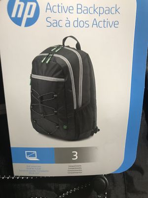 HP backpack for Sale in Irving, TX
