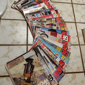 27 Vintage Cycle World Magazines for Sale in Elma, WA