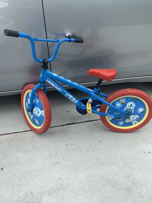 """16"""" boys bike with GOOD tires for Sale in Mooresville, NC"""