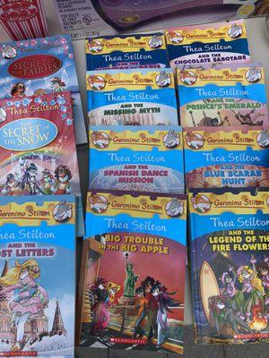Thea Stilton books for Sale in Miami, FL
