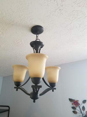 3 Light Chandelier for Sale in Washougal, WA