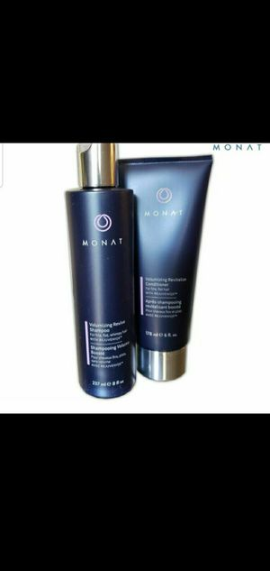 MONAT HAIR SHAMPOO AND HAIR CONDITIONER. for Sale in Houston, TX