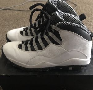Air Jordans Retros 10 Steel for Sale in Fresno, CA