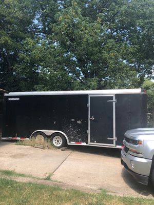 20ft enclosed trailer for Sale in Arlington, TX