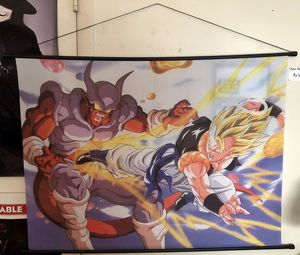 Dragonball Z Wall Scroll for Sale in Fairfax, VA