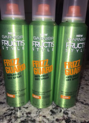 Garnier fructis style for Sale in Chapel Hill, NC