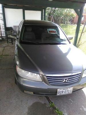 2006 a Hyundai Azera for Sale in Houston, TX