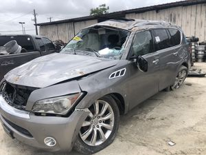 2013 Infiniti QX56 for parts for Sale in Grand Prairie, TX