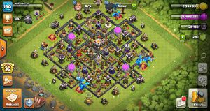 Clash of clans account worth 200 but only wanting 40 for Sale in Gulfport, MS