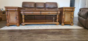 Coffee and End Table Set for Sale in Cantonment, FL