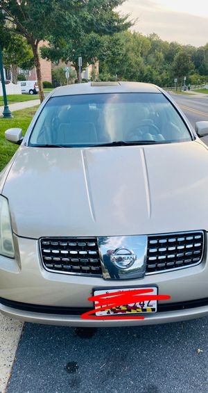 Nissan Maxima 2.5 SE V6 for Sale in Germantown, MD