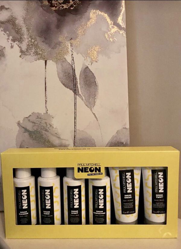 Paul Mitchell Neon hair care package