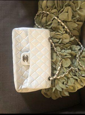White Chanel bag for Sale in Boulder, CO
