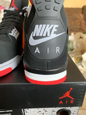 Jordan 4 breds for Sale in Los Angeles, CA
