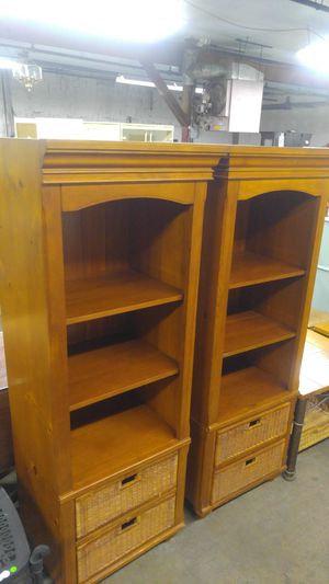 Shelves with Basket Storage for Sale in Lansdale, PA
