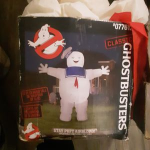 13ft ghostbuster stay puft airblown for Sale in Oklahoma City, OK