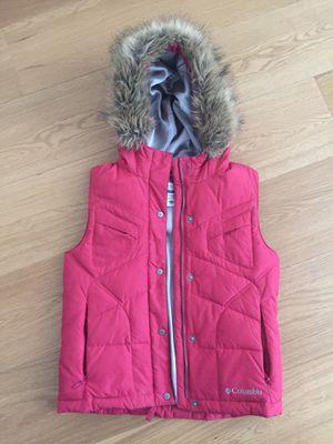 Columbia Girls Down Puffer Vest for Sale in San Rafael, CA