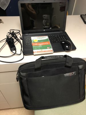 HP Notebook 15-BA061DX for Sale in San Diego, CA