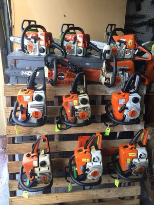 Stihl Chainsaw Blowout Sale Going On Now @AdvancedTool for Sale in Hialeah, FL