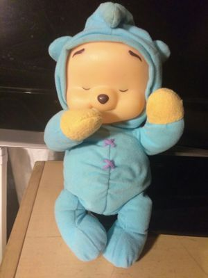 """12"""" Fisher Price Disney Winnie The Pooh """"Dream"""" / Great Working Condition / 2003 Model / Hard To Find Collectors Item for Sale in Fullerton, CA"""