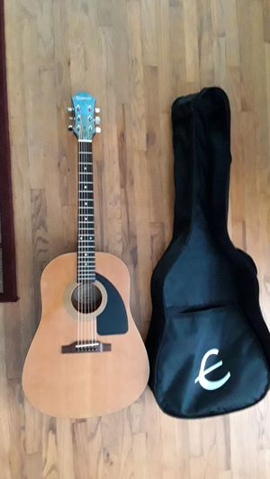 Gibson Epiphone AJ-10 Full Size Acoustic Steel Sting for Sale in Long Beach, CA