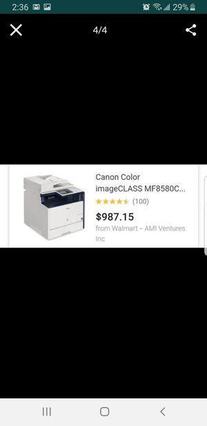 Color image printer for Sale in Spanaway, WA