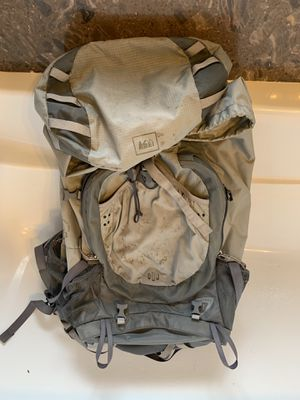 Men's REI Cresttrail 48 liter backpack - well loved for Sale in Seattle, WA