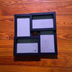 Four Photo Picture Frame 10 1/2 X 10 1/2 (inches) for Sale in Eustis,  FL