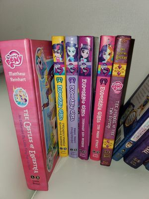 My little pony book set for Sale in Lutz, FL