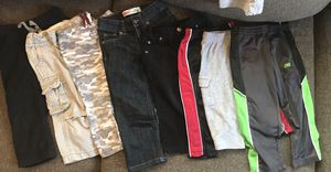 Boys clothes clothes size 6-24 months 40 pcs total $80 for Sale in San Leandro, CA