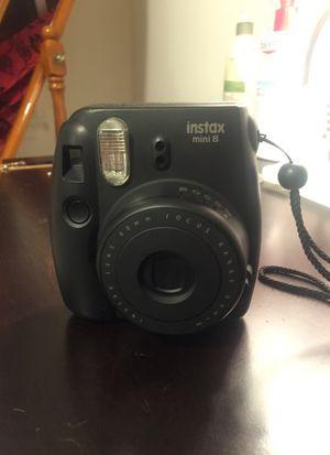 instax fujifilm mini 8 camera for Sale in Alexandria, VA