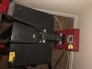 Heat press for Sale in Clair-Mel City, FL