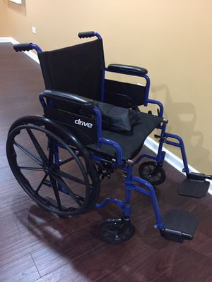 New wheelchair for Sale in Downers Grove, IL