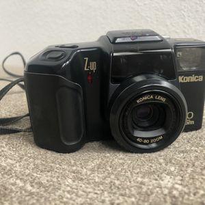 Konica 80 Super Zoom Camera for Sale in Everett, WA