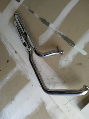 Harley Davidson exhaust system for Sale in Anaheim, CA