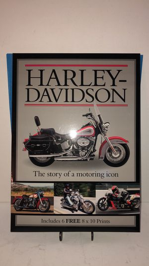 Harley Davidson the story of a motoring icon for Sale in Tarpon Springs, FL